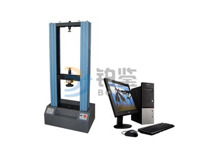 BJJQ-W100KN 微机控制刹车片剪切试验机