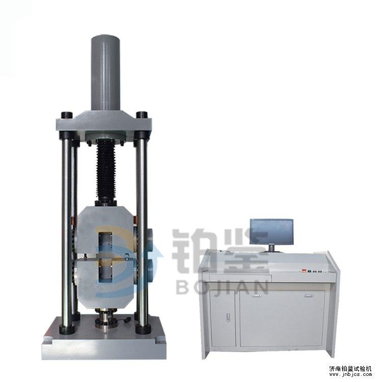 BJWAW-1000DL型微机控制电液伺服万能试验机