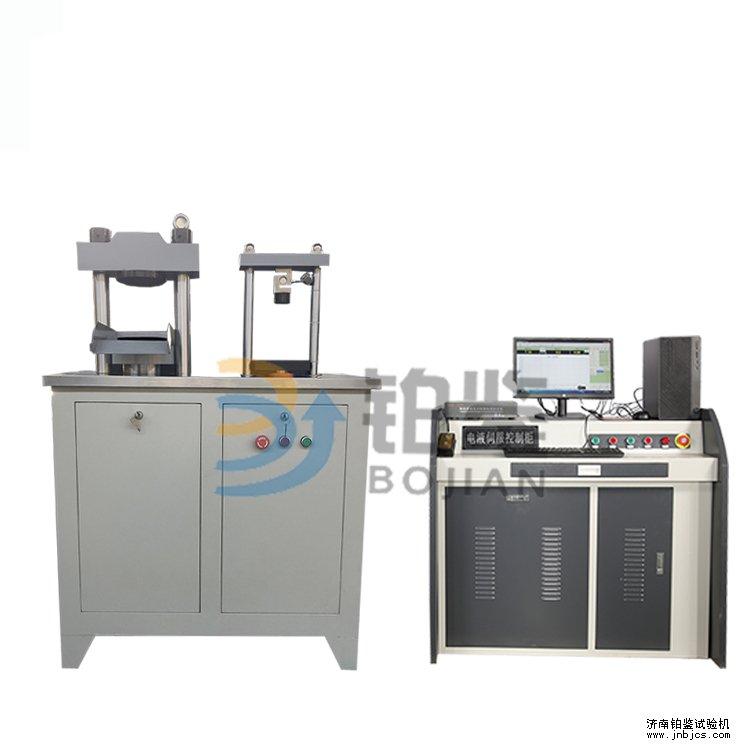 BJAW-W300/10KN型微机控制抗压抗折试验机
