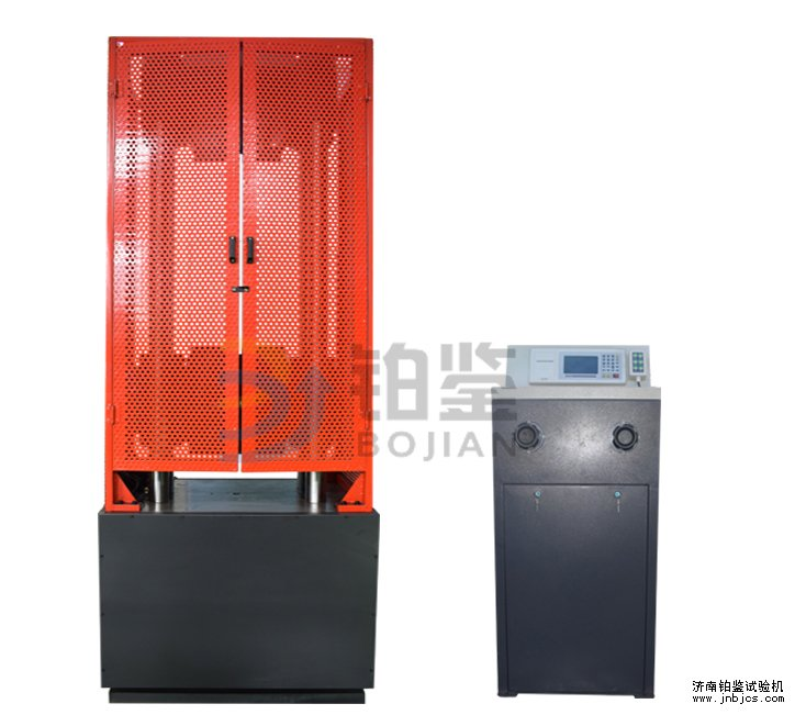 BJWE-S300B 数显式液压万能试验机