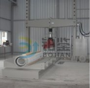 BJWTP-500KN 排水管外压试验机(油缸加载)