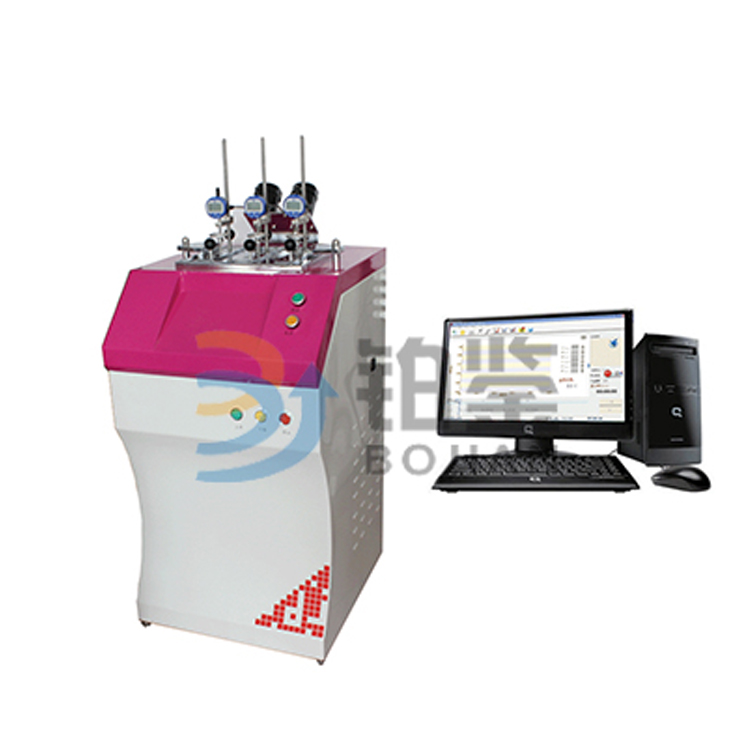 300HB微机控制热变形、维卡软化点温度测定仪(立式电脑)