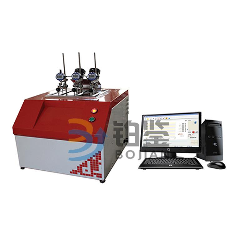 300HA微机控制热变形、维卡软化点温度测定仪(台式电脑)