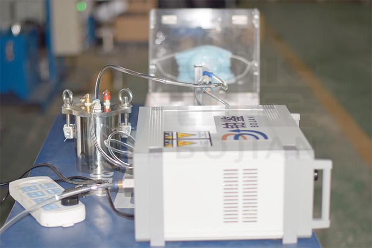 医用外科口罩合成血液穿透测试仪
