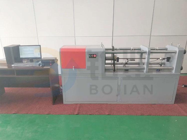 BJSC-W300KN 微机控制钢绞线松弛试验机