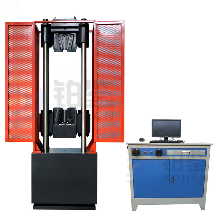 BJGEW-1000KN 微机屏显钢绞线拉力试验机