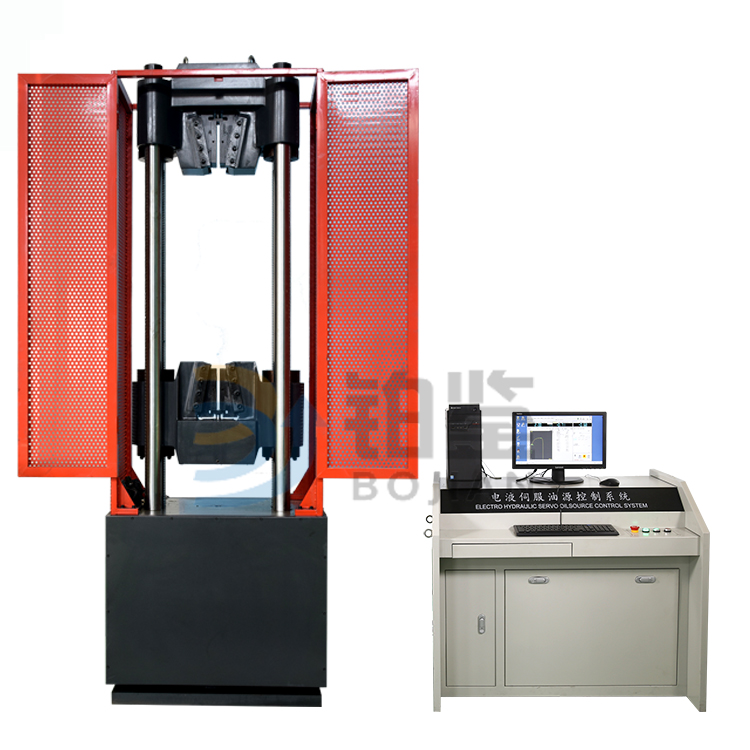 BJGAW-1000KN 微机控制伺服式钢绞线拉力试验机
