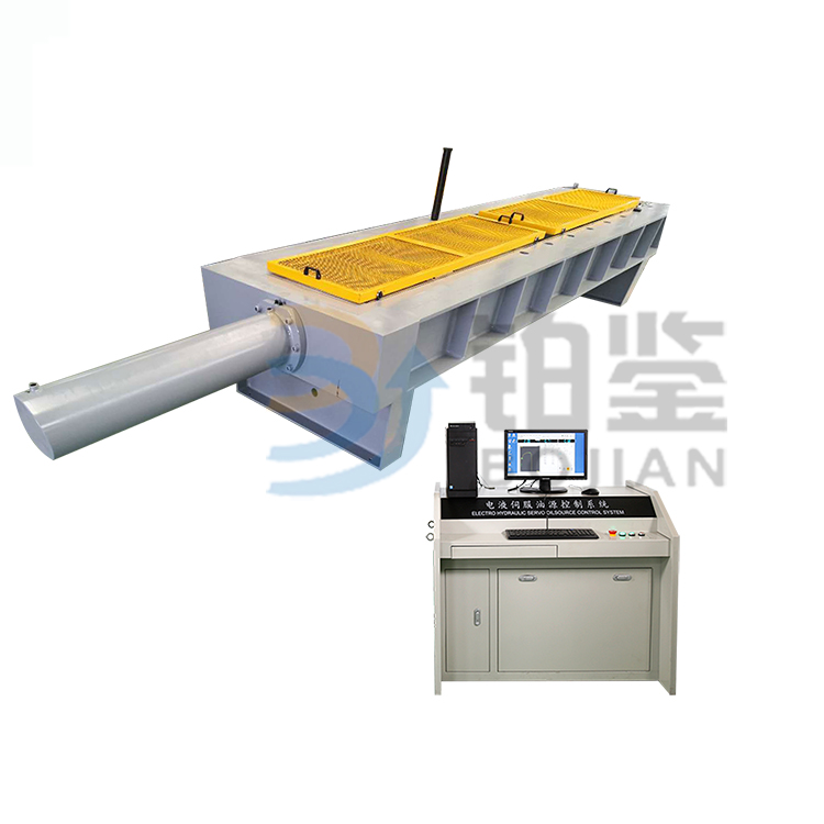 BJWL-500KN微机控制电子卧式拉力试验机