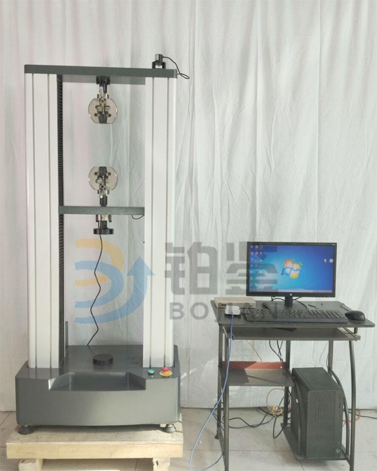 BJAQD-W20KN 微机控制安全带拉力试验机