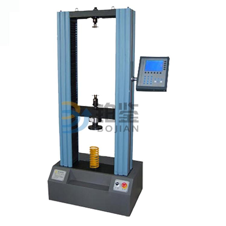 双柱门式自动弹簧拉压试验机