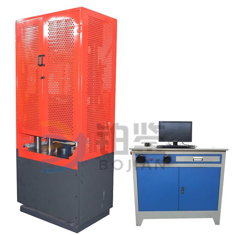 BJWE-W300B 微机屏显式液压万能试验机