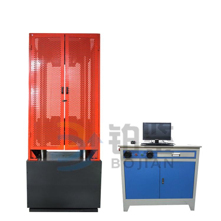 BJWE-W1000B 微机屏显式液压万能试验机