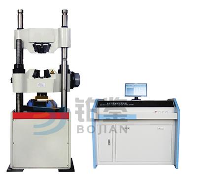 BJWA-W C系列 微机控制电液伺服万能试验机