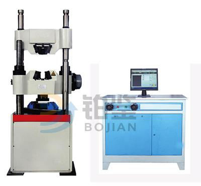 BJWE-W C系列 微机屏显液压万能试验机
