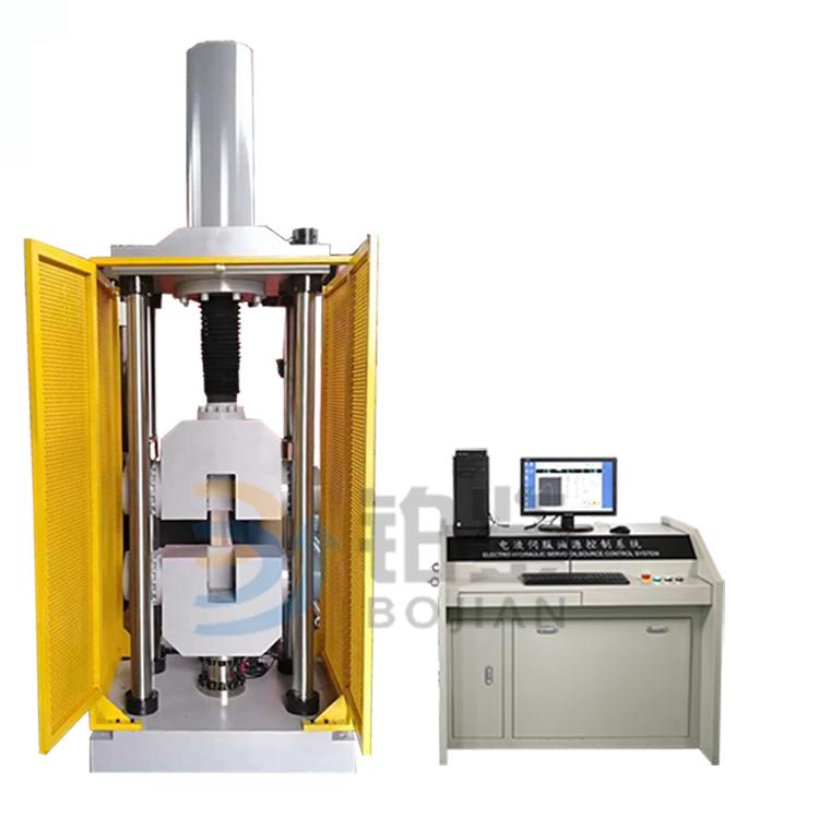 钢筋机械连接件残余变形测试仪