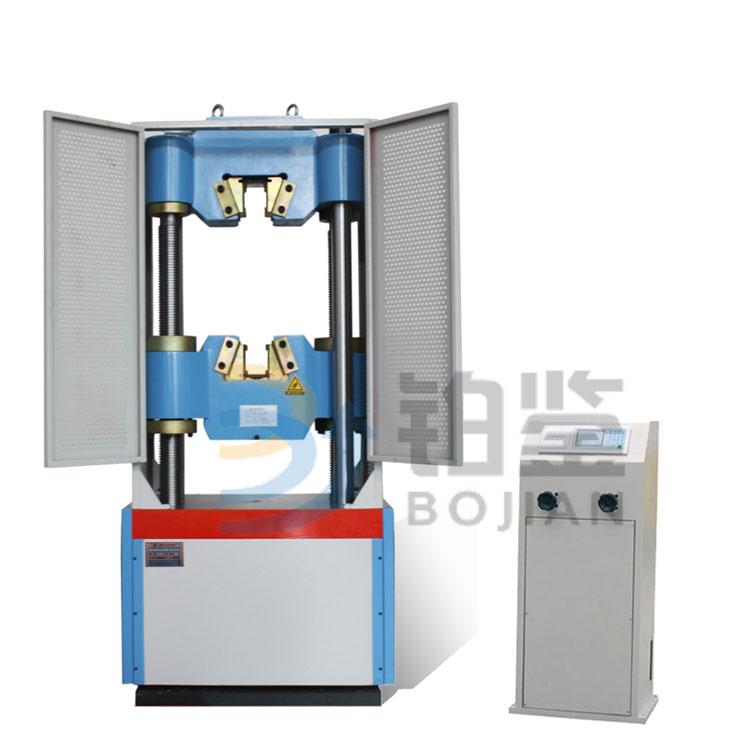 BJWE-S600B 数显式液压万能试验机