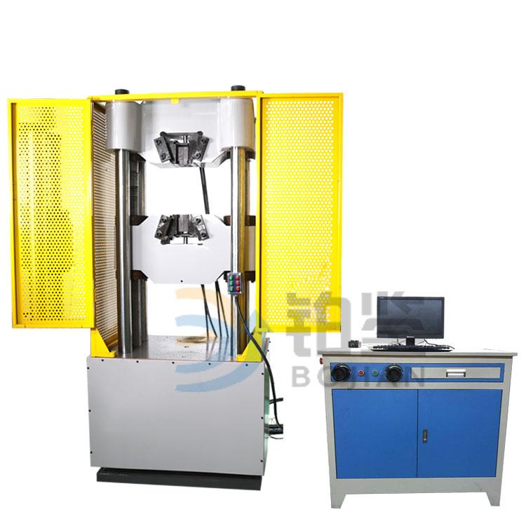 BJWE-W D系列 微机屏显液压万能试验机