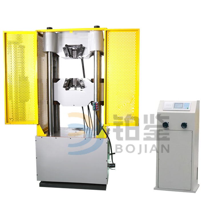 BJWE-S D系列 数显式液压万能试验机